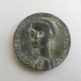 Cleopatramuntvoorzijde