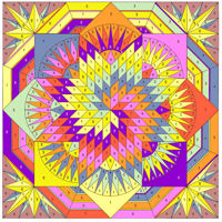 Spiral Lone Star Quilt Class Workshop Fabric Ideas By Jan