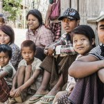 nice people in Burma