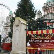 On the 3rd day of December….Belfast Christmas Market