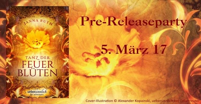 Pre-Release Party von Tanz der Feuerblüten