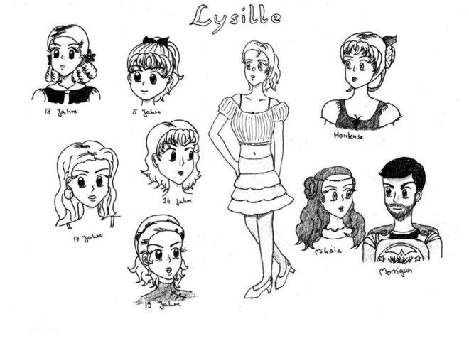 Lysille de Cerque