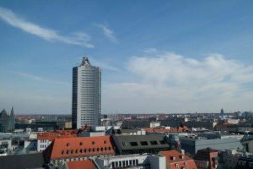 Panorama Tower Leipzig