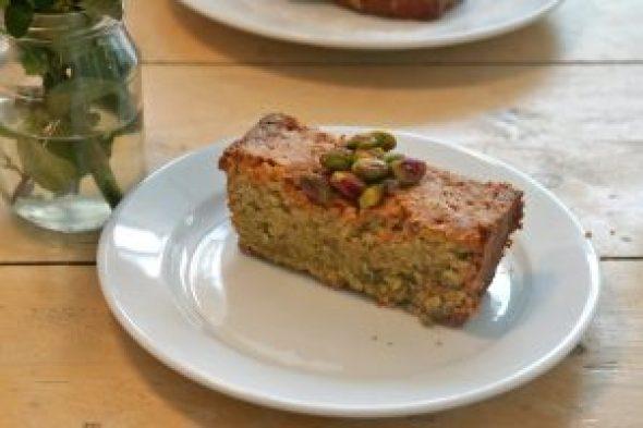 Bakers & Roasters Amsterdam taart