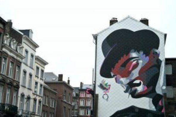 Luik streetart