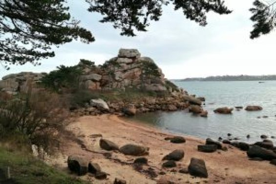 Roze Granietkust Bretagne