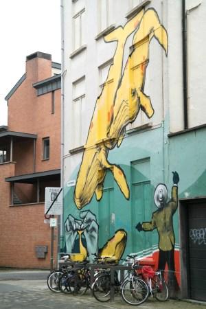 Antwerpen street art
