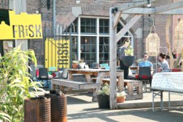 Frisk aan het Spaarne Haarlem
