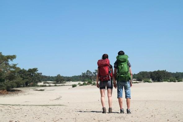 Eerste backpack Osprey