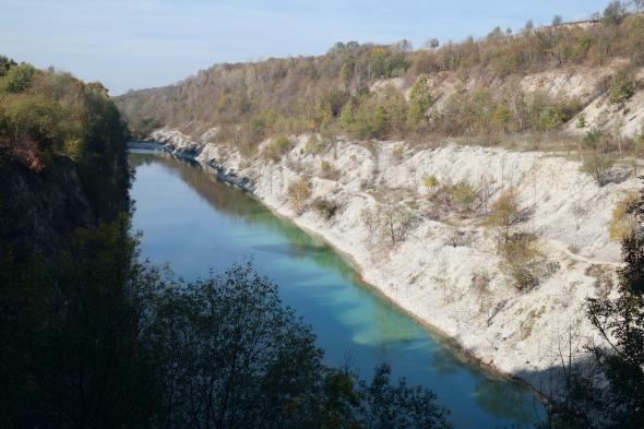 Canyon Lengerich wandelen Duitsland