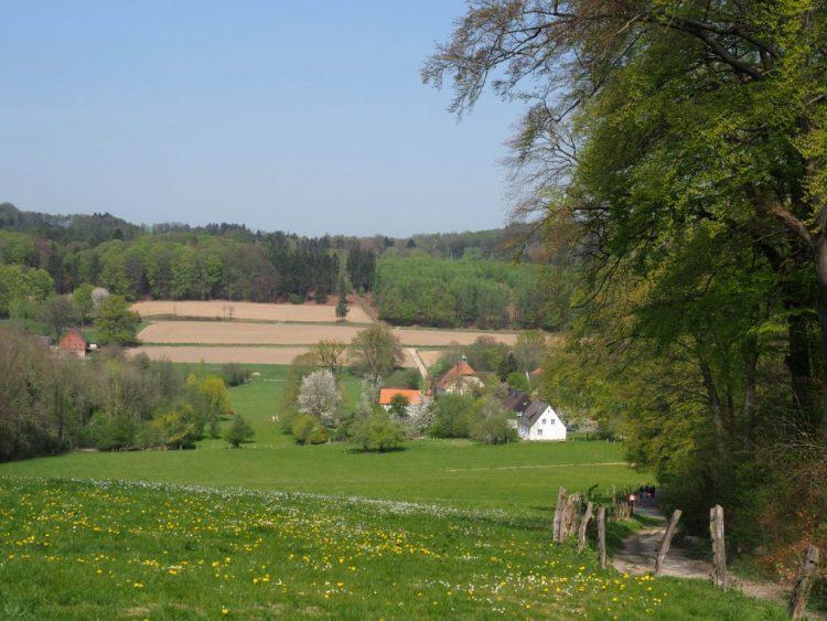 Wandern Tecklenburger Land