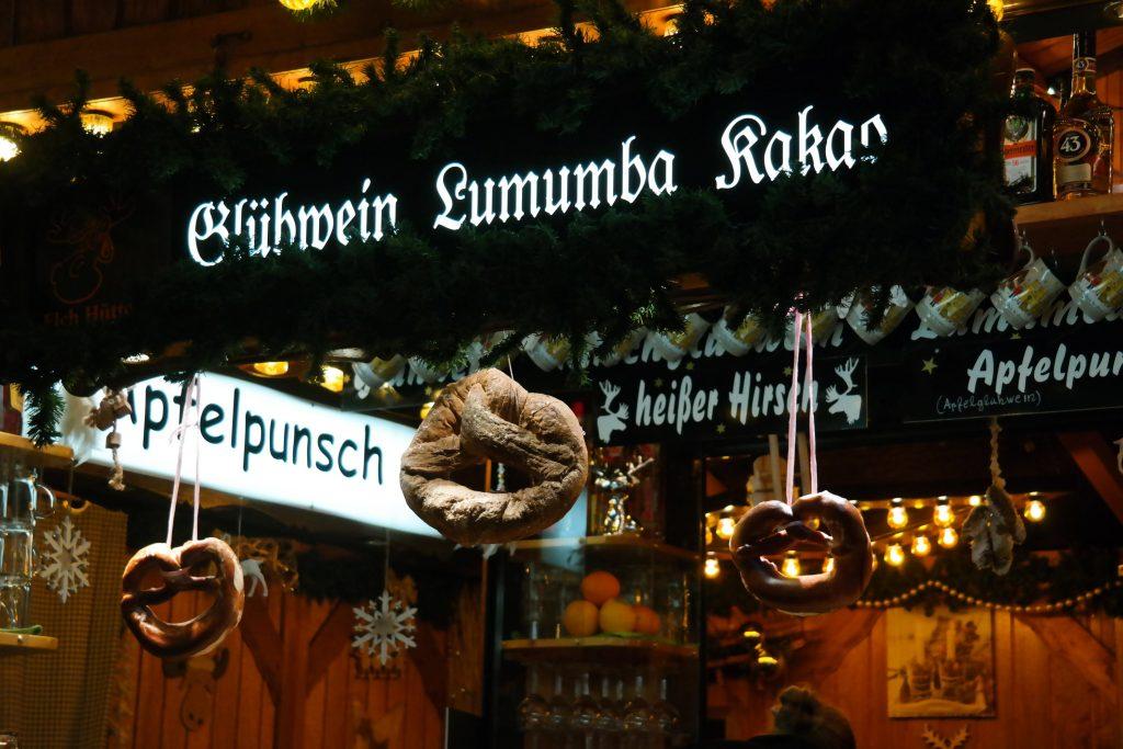 Kerstmarkt Osnabrück Duitsland