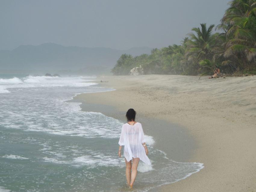 Kolumbien Reiseroute