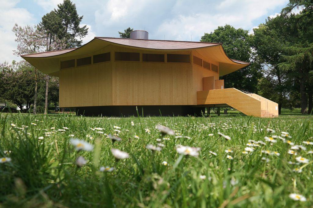 Krefeld Pavillon Thomas Schütte