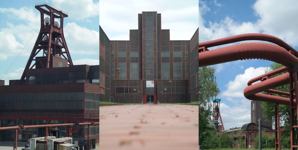 Zeche Zollverein Essen Bauhaus