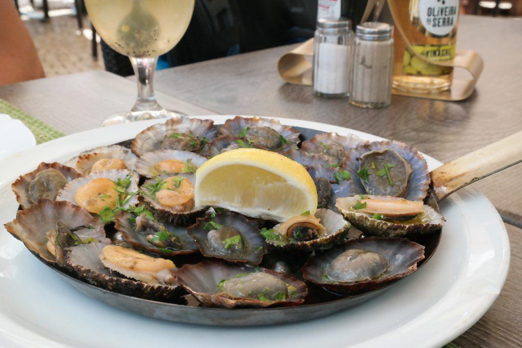 Vis eten op Madeira
