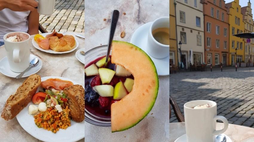 Café am Markt Osnabrück ontbijt