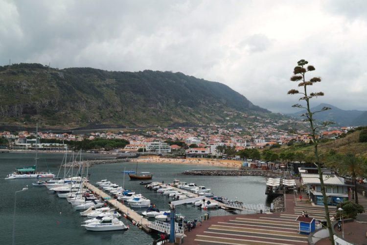 Zandstrand Madeira