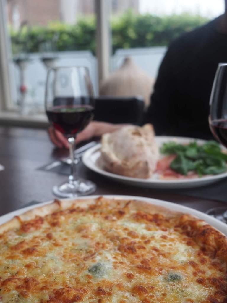 Friesland pizza eten Porto Casa