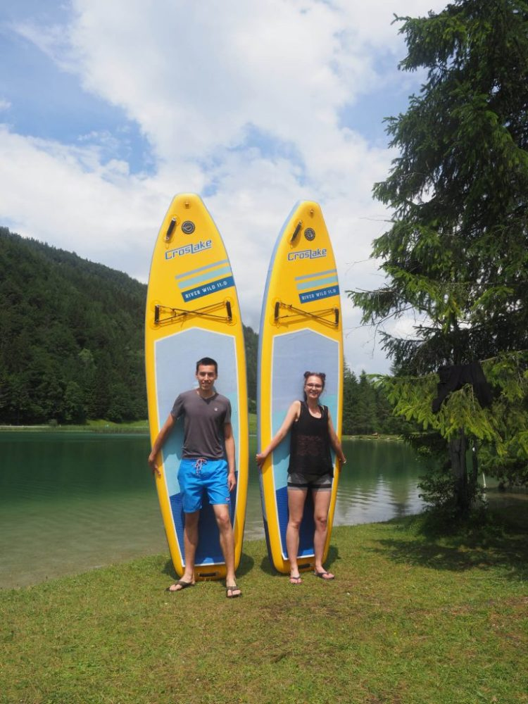 Sup and Fun Pillersee