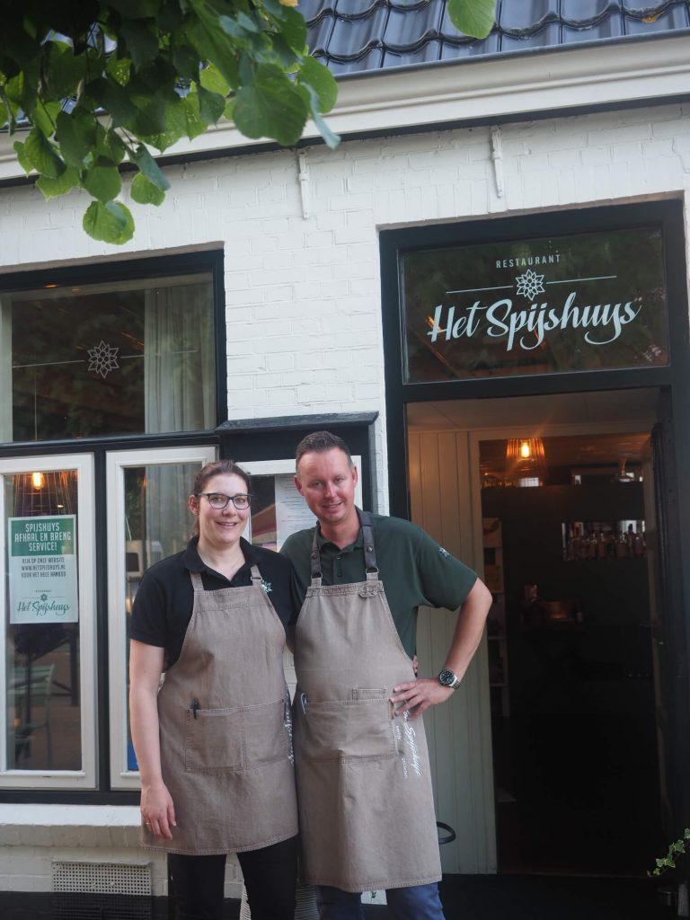Spijshuys restaurant in Zuidoost Friesland