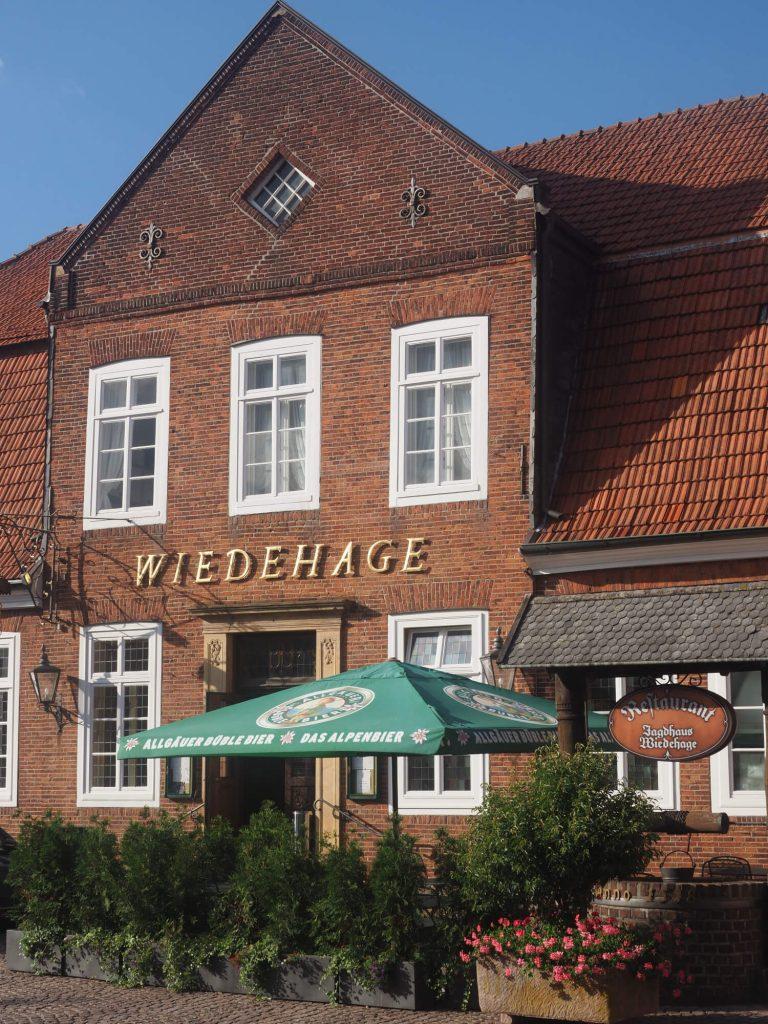 Jagdhaus Wiedehage Haselünne