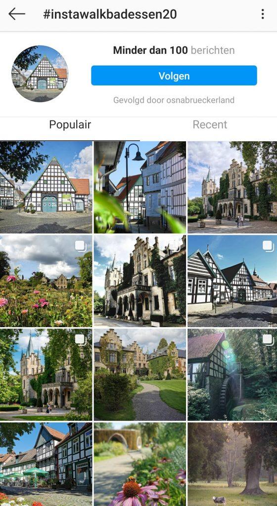 Instawalk organiseren met Duitse en Nederlandse instagrammers