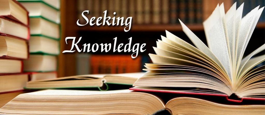 Seeking Knowledge The Way To Paradise Jannat Al Qura
