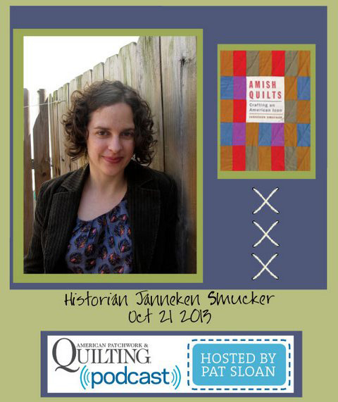 Listen to the Voice of Quilting
