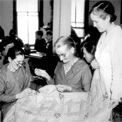 A New Deal for Quilts