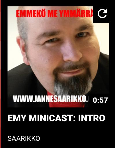Minicast by Janne Saarikko