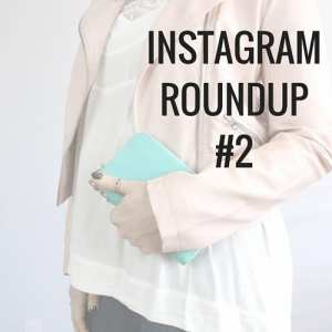 Instagram Roundup for March 22 2016. Outfit inspiration, jewelry, and shopping hauls - @HappyStylishFit