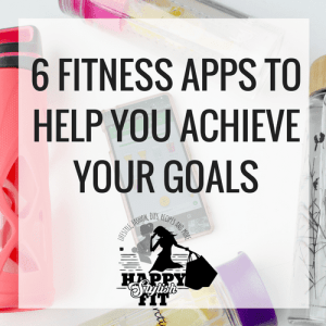 Check out these 6 fitness apps that will help you stay on track of your goals.