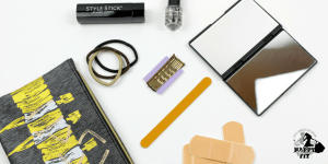 You need these items in your fashion emergency kit to stop any fashion disaster in it's tracks.