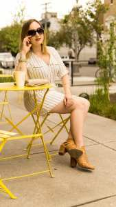 Learn how to find your style using Pinterest as a tool to help you see what you like and how to wear items that you're attracted to, but aren''t quite sure how to wear.