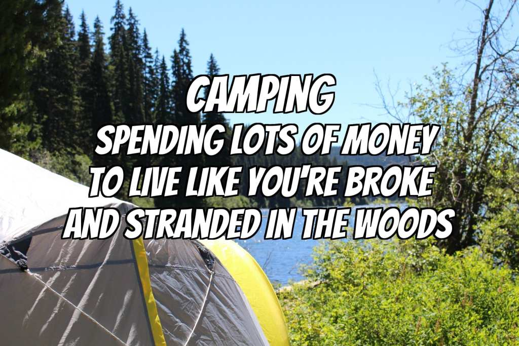 10 Camping hacks to help make camping a breeze giving you more time to have fun! Every hack in this list has been used regularly and proven to work.