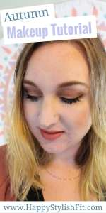 Fall makeup tutorial using entirely cruelty free products. Pin for later and check out the video!