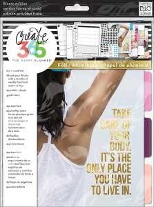 The Happy Planner Fitness Pack Extension