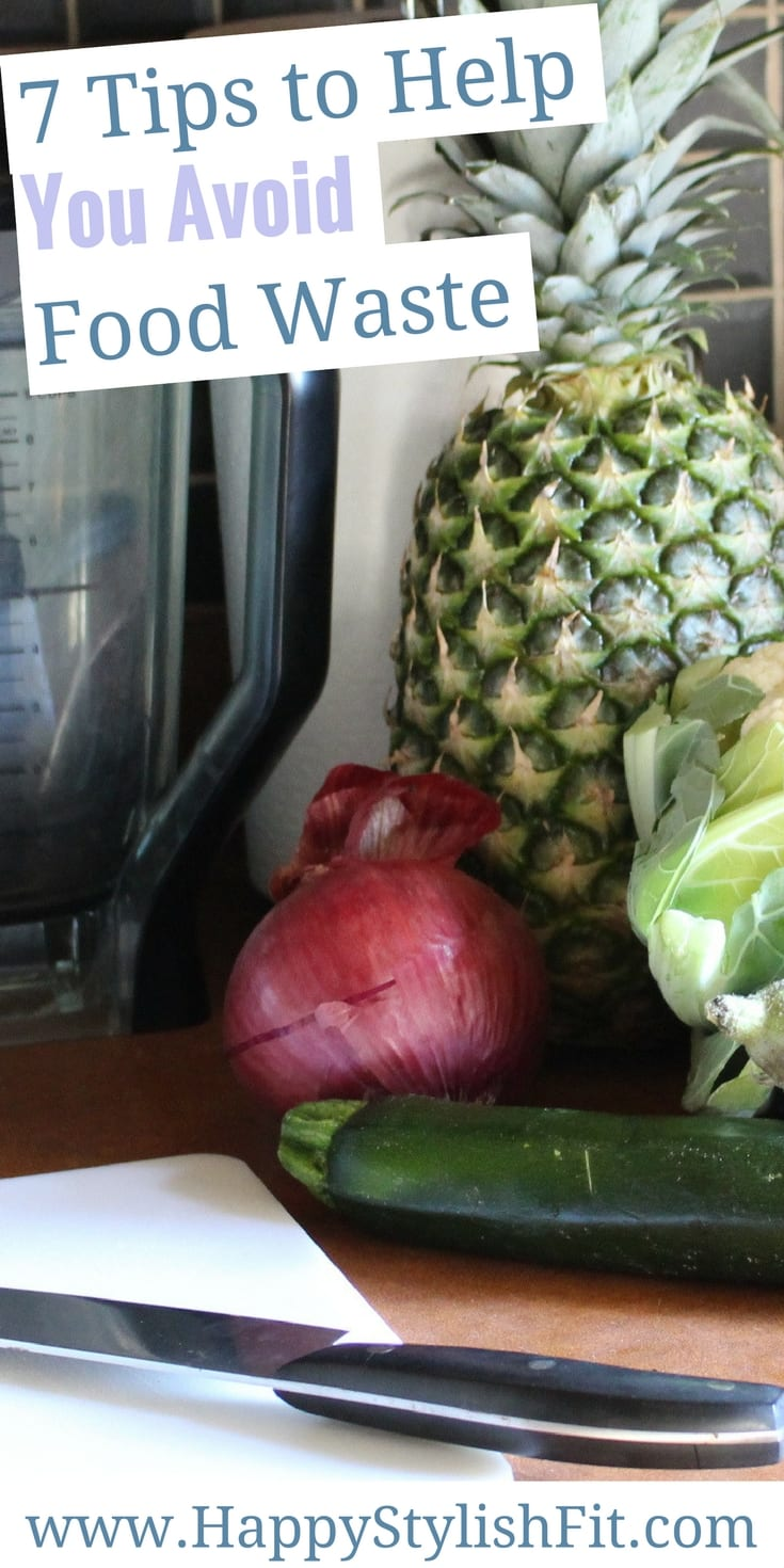 Avoid food waste with these 7 helpful tips.