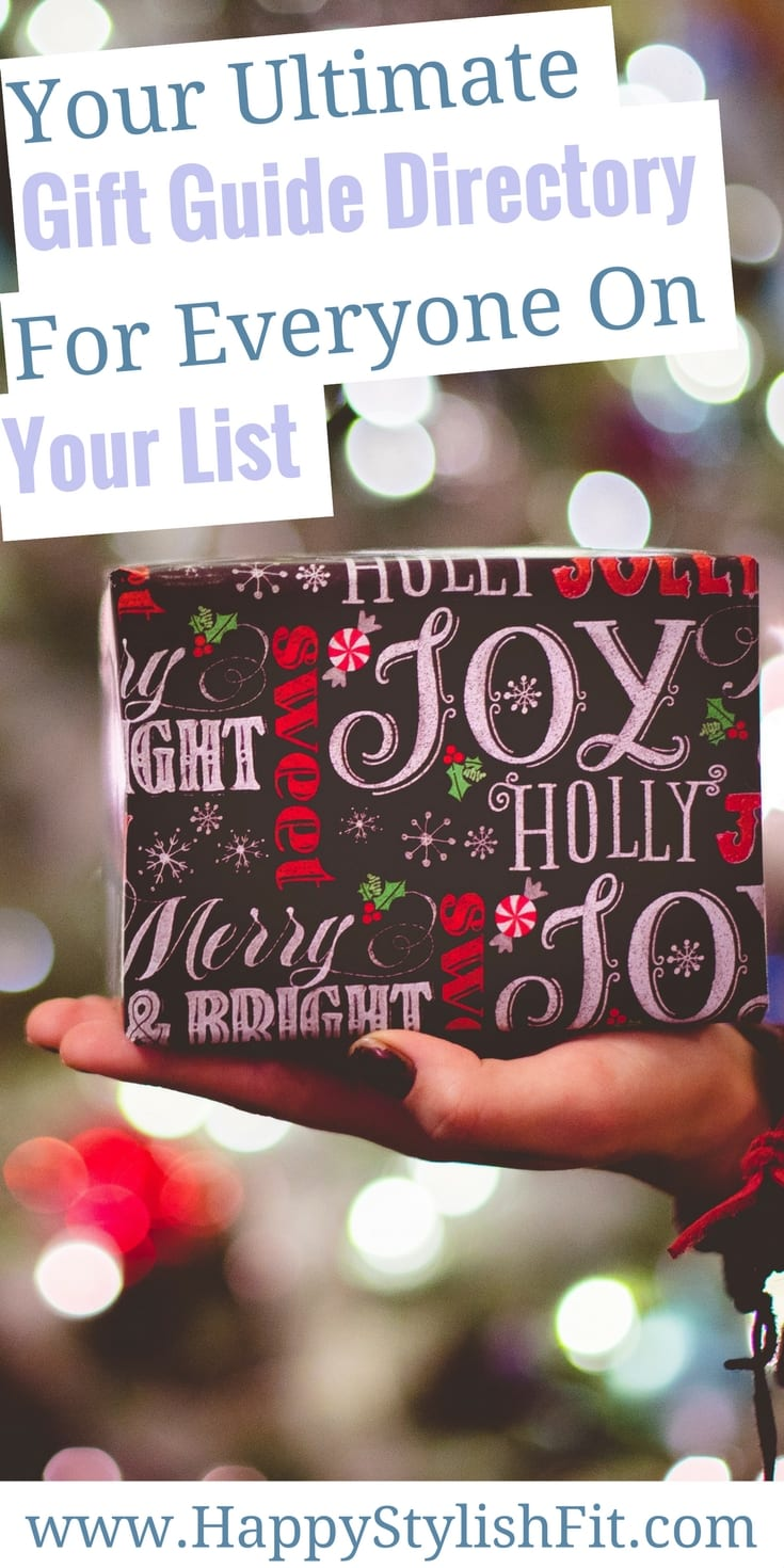 Your Ultimate Holiday Gift Guide For Everyone On Your List