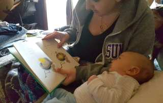 4th trimester update with lots of helpful tips for the first 3 months of motherhood.