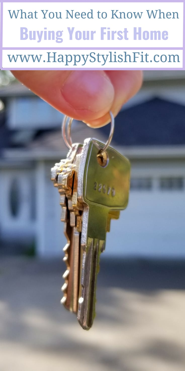 Make the right decision when buying your first home by following some of these tips.