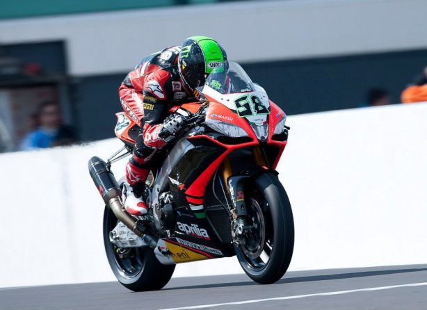 Eugene Laverty - WSBK Phillip Island 2013