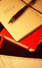 Writer's block1