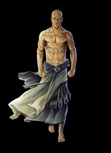 Fan Art de l'Homme Rune