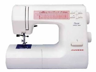 How To Thread Janome Decor Excel 5124 New Home Mc4800qc Sewing Machine Instruction Manual