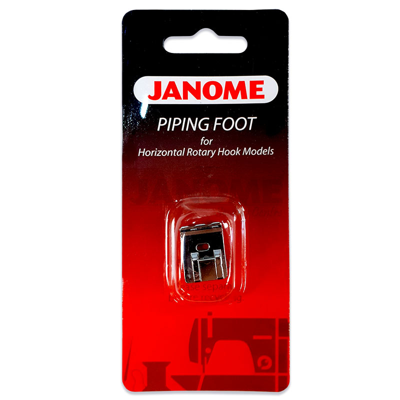 Janome 7mm Piping Foot