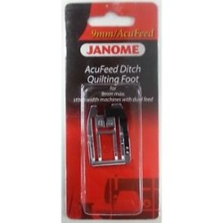 Janome AcuFeed Ditch Quilting Foot