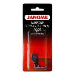 Janoem Narrow Straight Stitch Foot for DB Hook Models