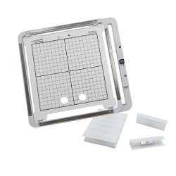 Janome Acufil Quilting ASQ18B Hoop